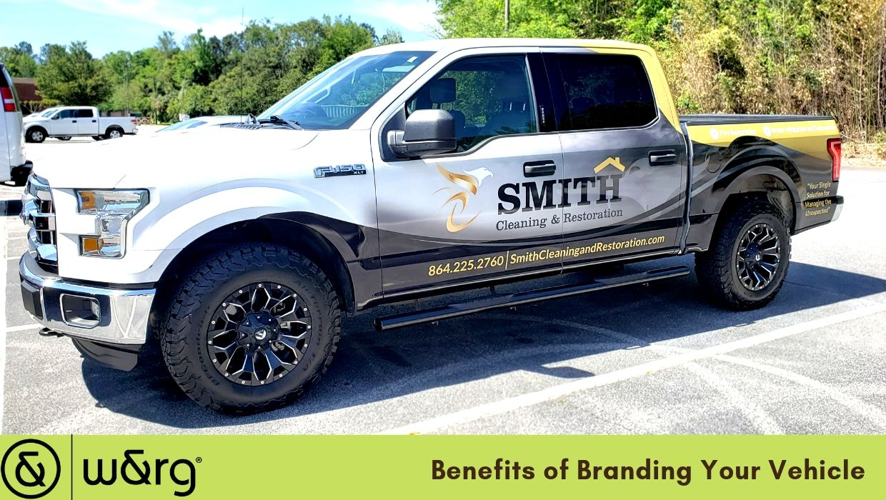 Benefits of Branding Your Vehicle