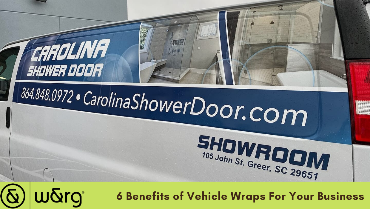 6 Benefits of Vehicle Wraps For Your Business